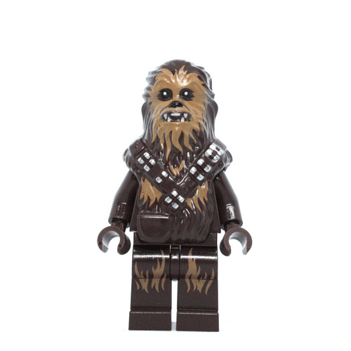 minifigures sw0922 chewbacca crossed bandoliers